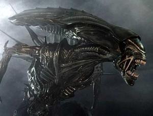 ejemplo de cabeza de alien